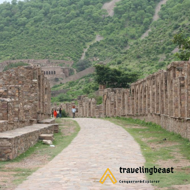 Bhangarh Fort, Haunted Place in Asia
