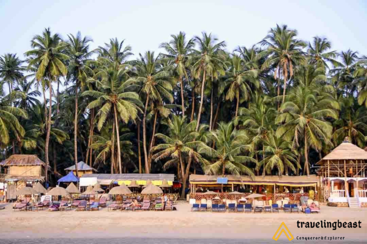 Palolem Goa Beach,