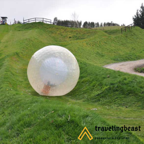 Zorbing in Manali, Hill Station, Travelingbeast