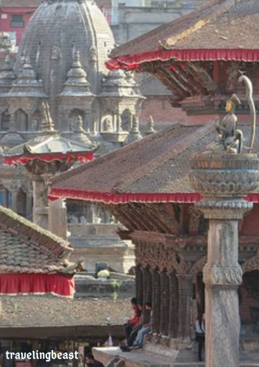 Patan, Lalitpur, Nepal, Travelingbeast, Amazing places in Nepal