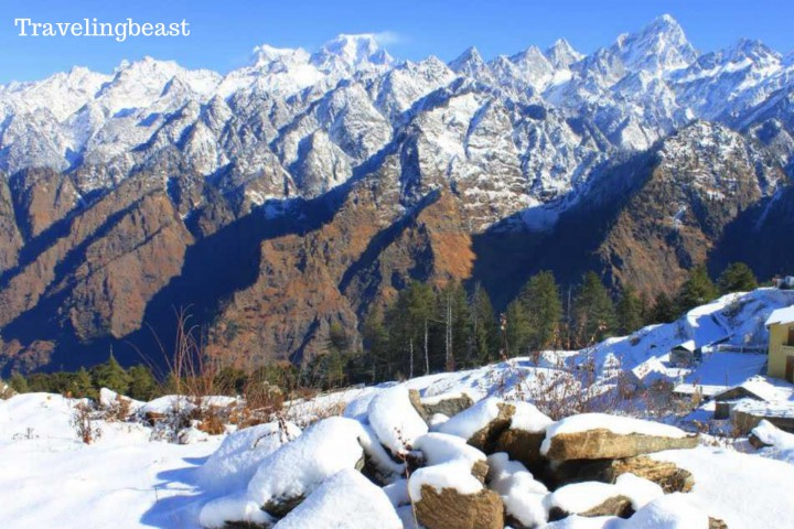 Auli, Auli In Summer, Best places in summer