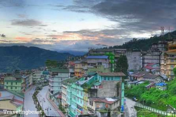 Travelingbeast, Climate of gangtok