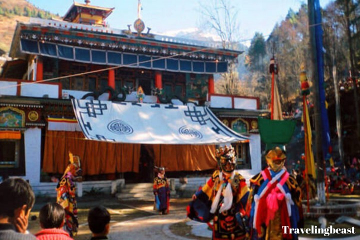 Hee Bermiok Heritage And Tourism Festival, Gangtok iN summer,