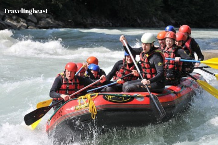 Waterway Rafting In Teesta, Gangtok