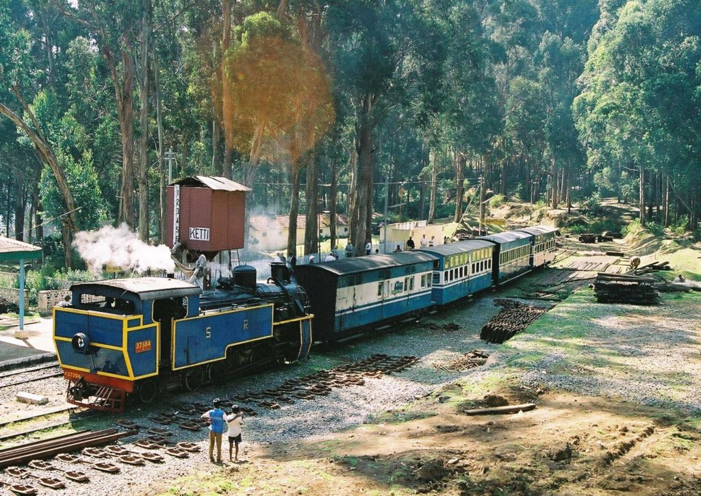 place to visit in ooty nilgiri railway